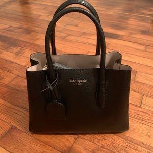 Kate spade  small satchel black